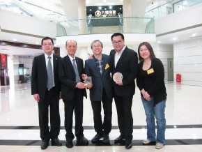 Delegation to Luk Fook Jewellery (04/2013)